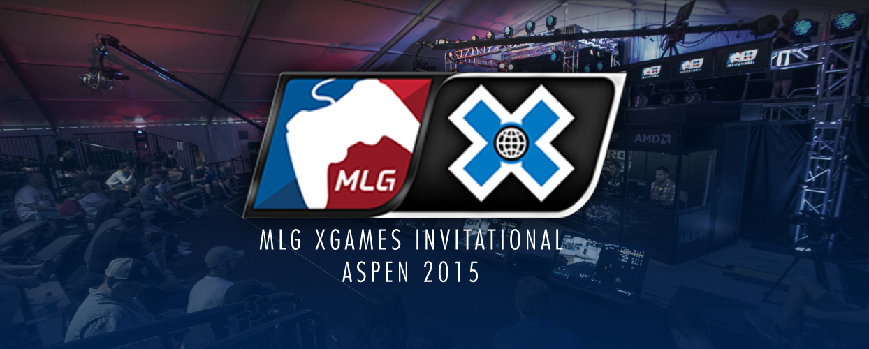 MLG X Games Aspen Invitational 2015