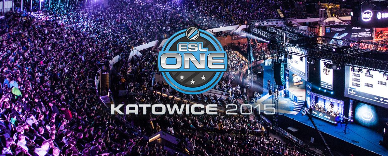 ESL One: Katowice 2015