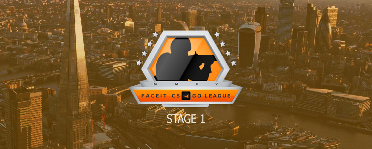 FACEIT League 2015 Stage 1 Finals