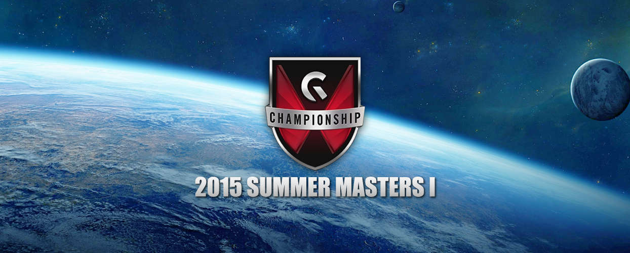 Gfinity Summer Masters I