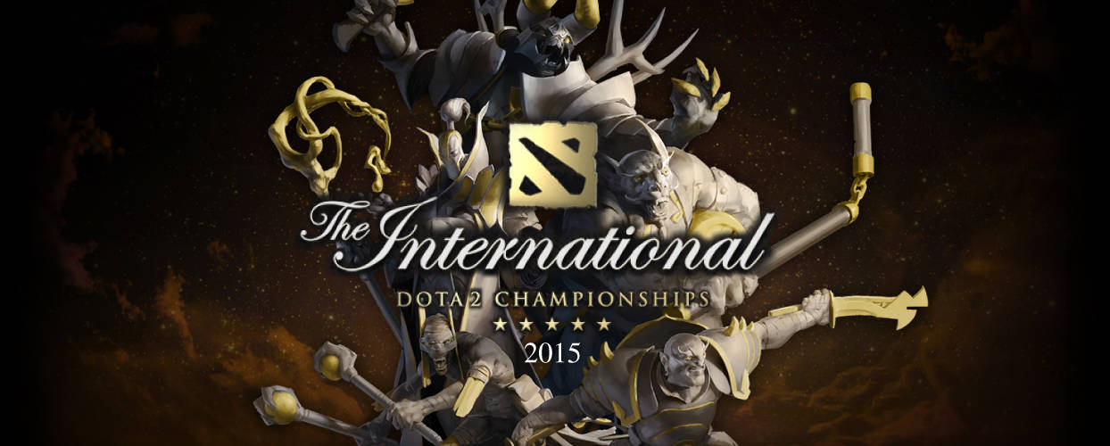 The Dota2 International 2015