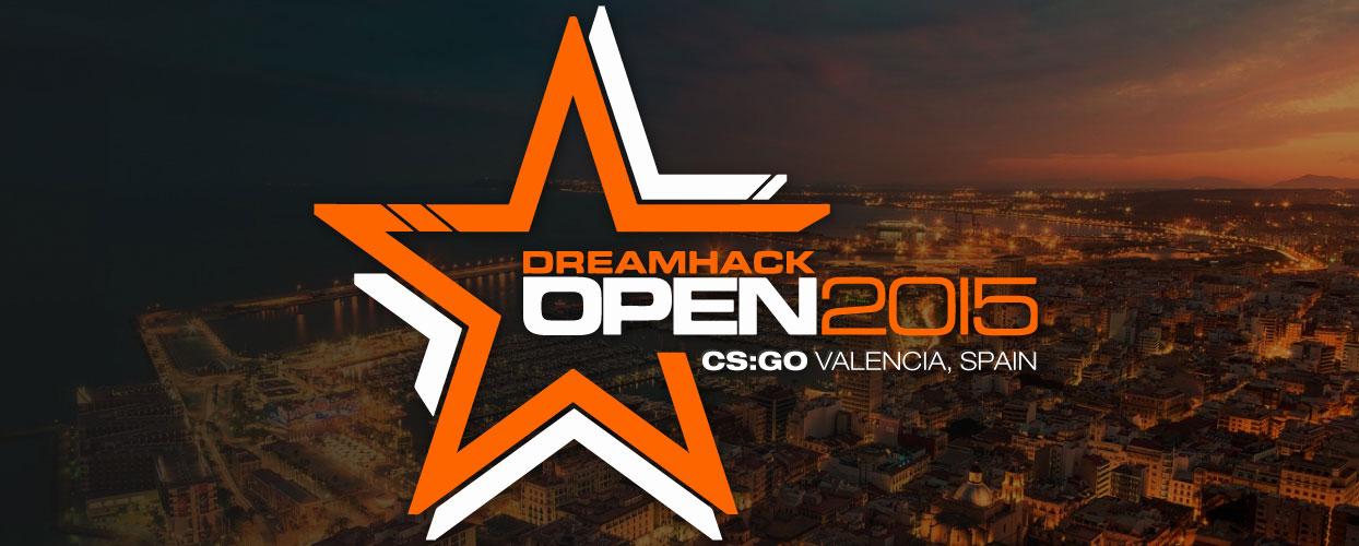 DreamHack Valencia 2015