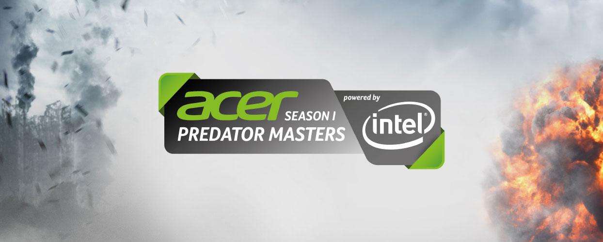 Acer Predator Masters S1 Finals