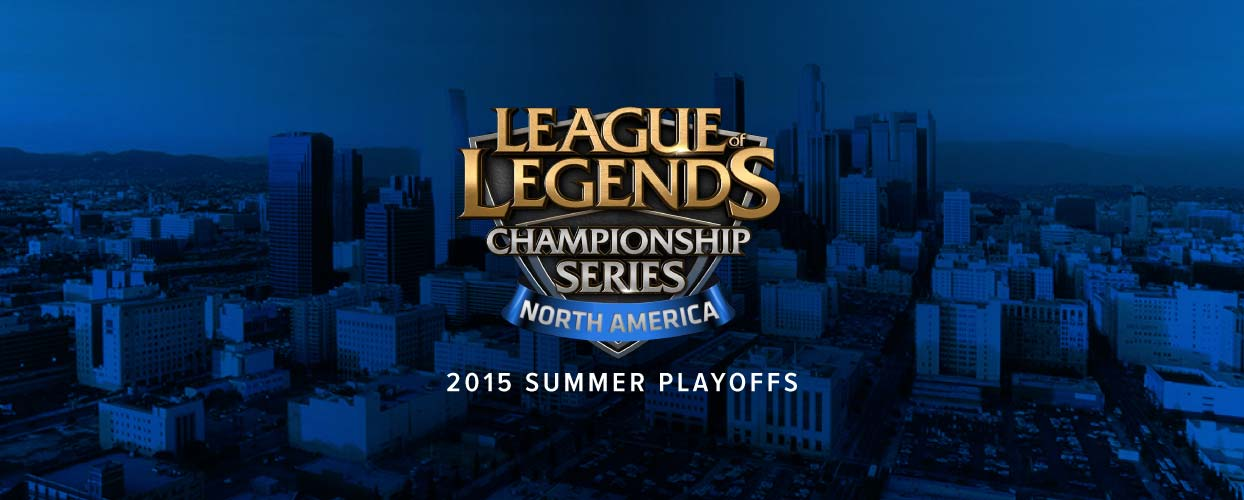 NA LCS Summer Playoffs 2015