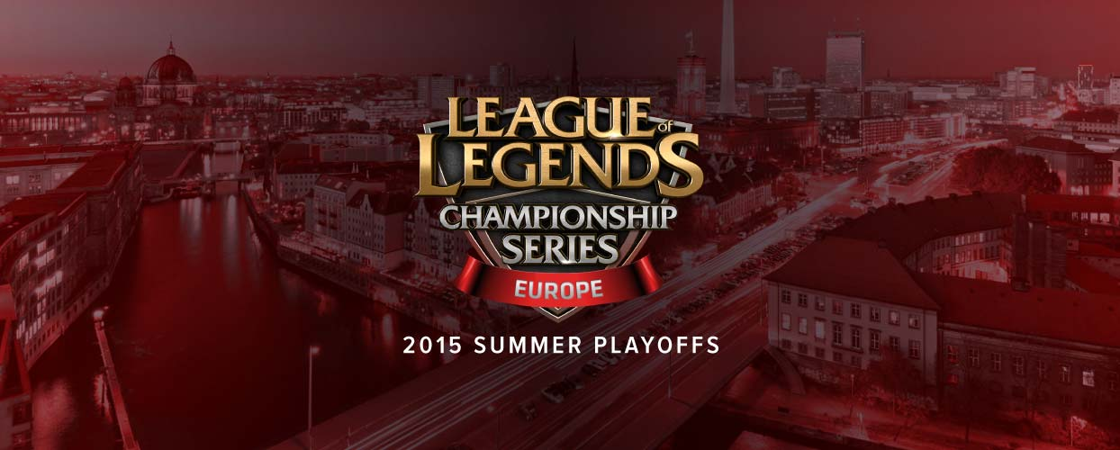 EU LCS Summer Playoffs 2015