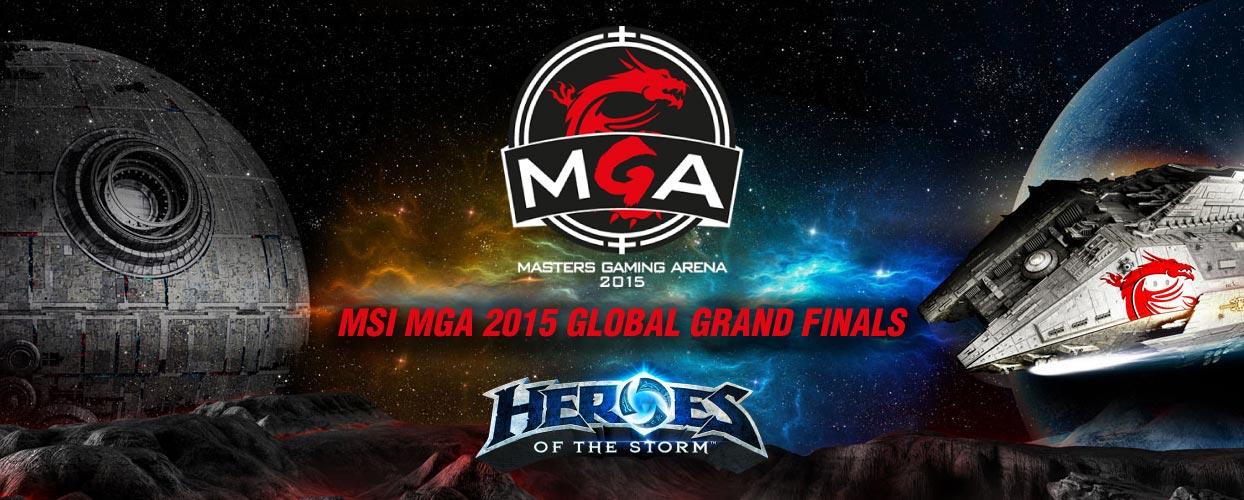 Masters Gaming Arena 2015