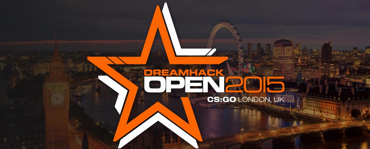 DreamHack Open London 2015