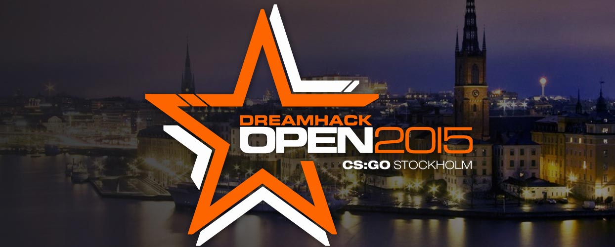 DreamHack Open Stockholm 2015