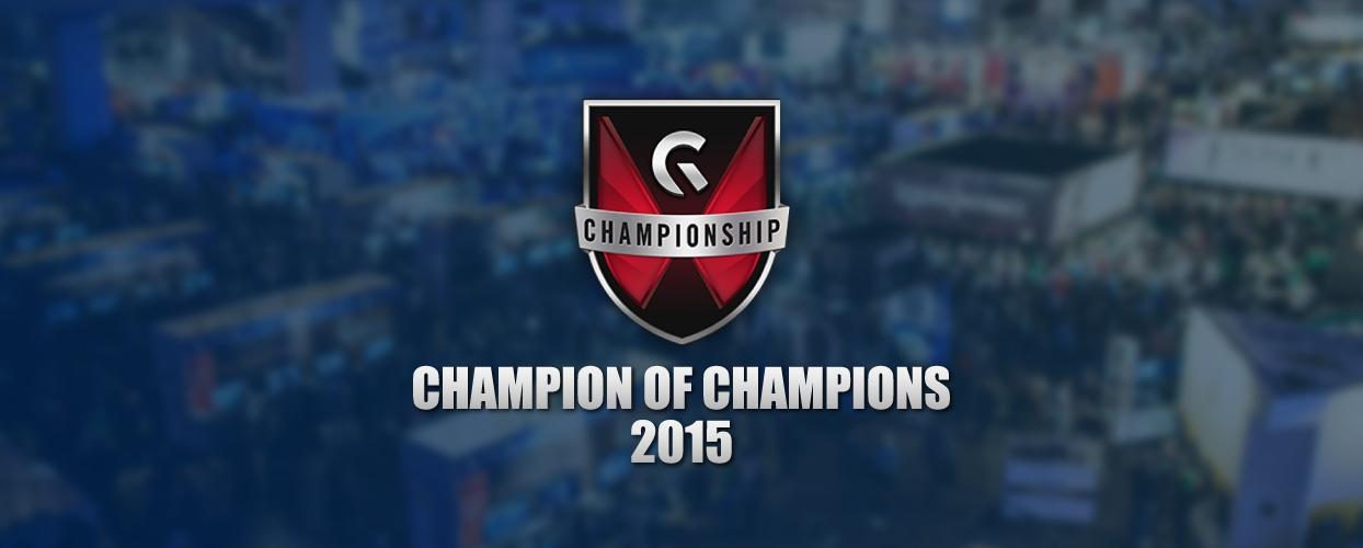 GFINITY Champion of Champions