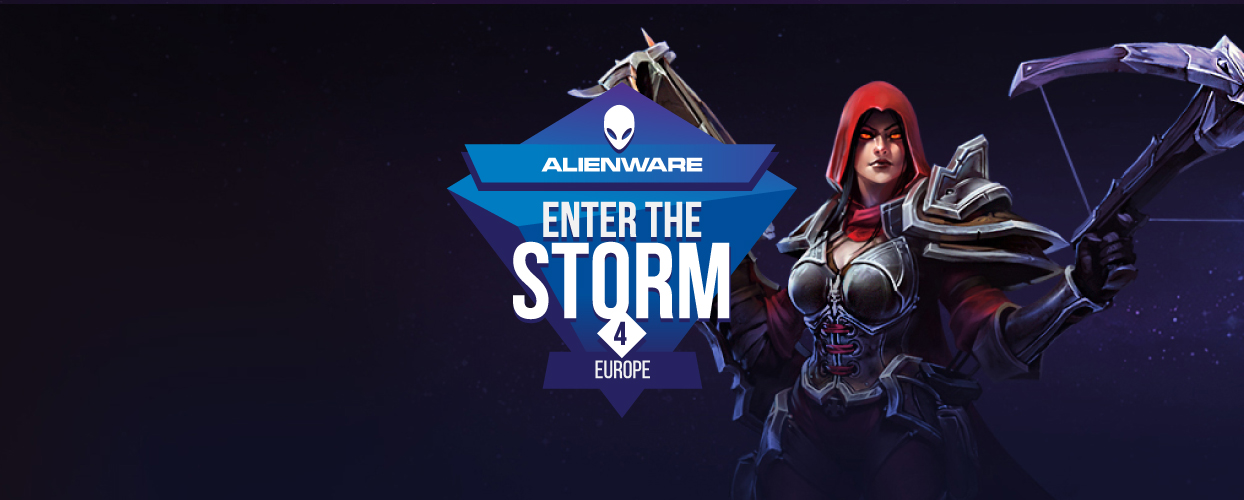 Enter The Storm 4 Europe