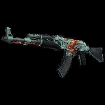 AK-47 | Aquamarine Revenge