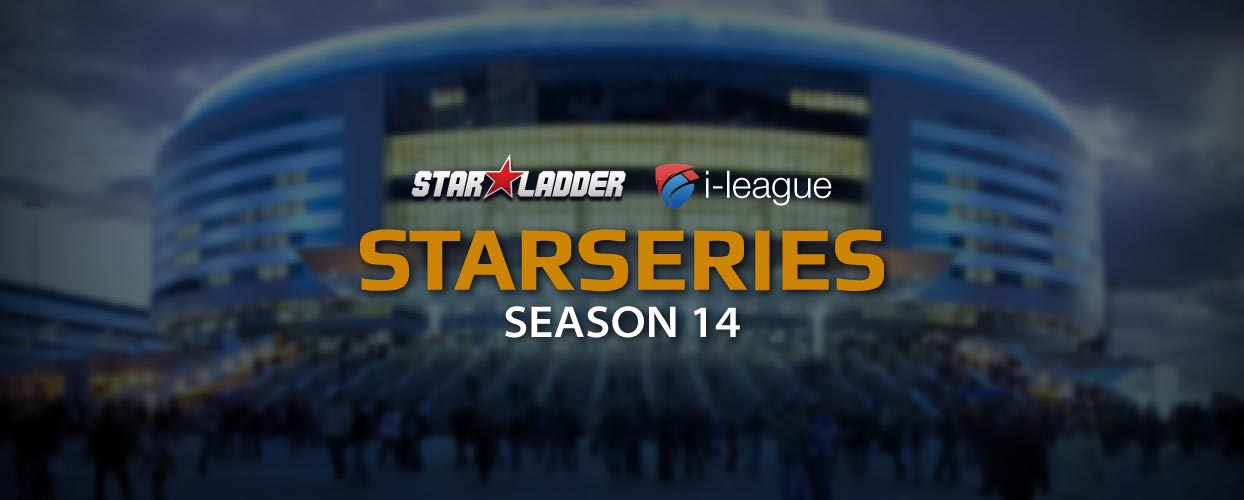 SL i-League StarSeries XIV Finals