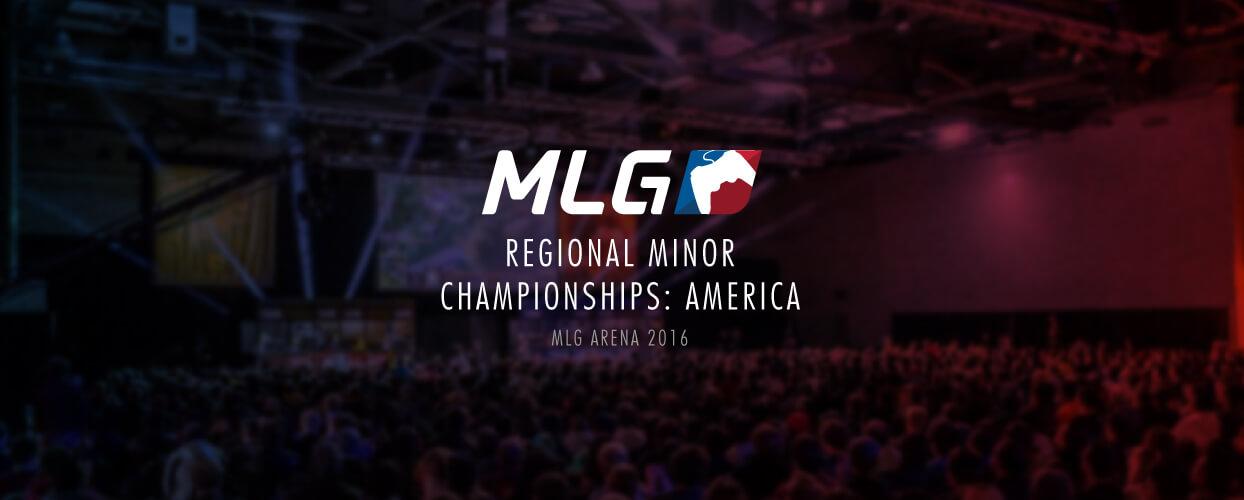 MLG CSGO Americas Minor Championships