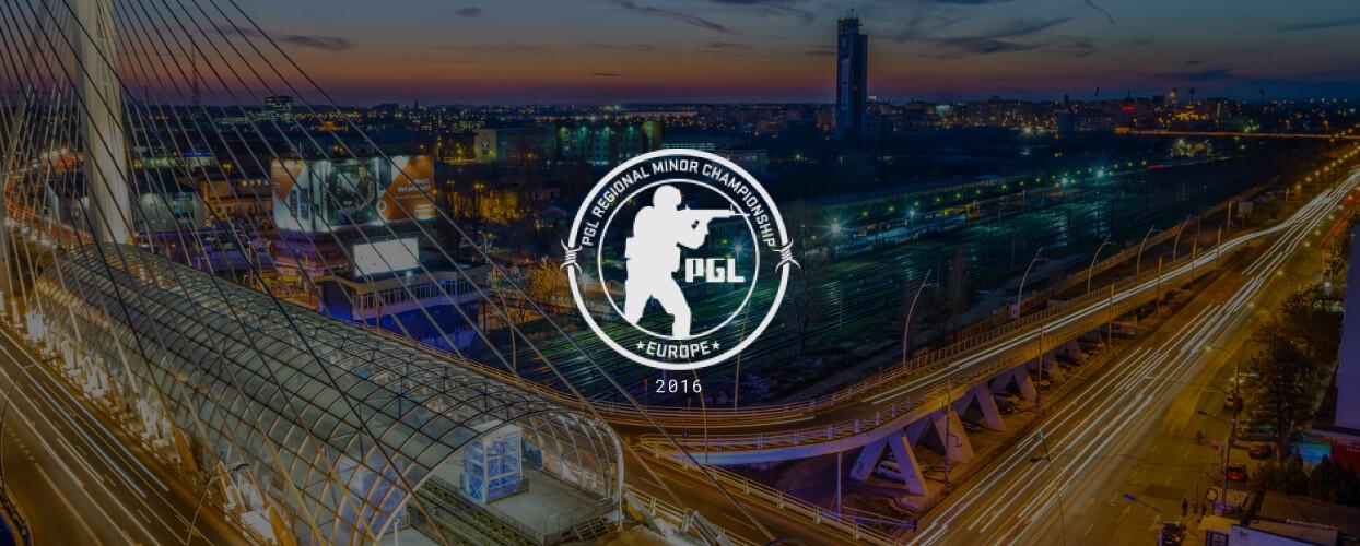 PGL CSGO Europe Minor Championships