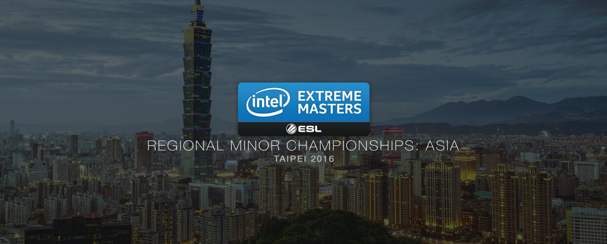 IEM CSGO Asia Minor Championships