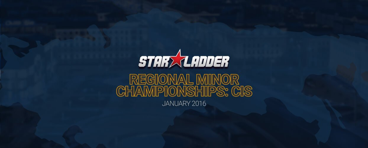 StarLadder CSGO CIS Minor Championships