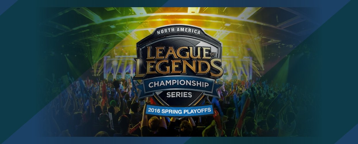 LCS NA 2016 Spring Playoffs