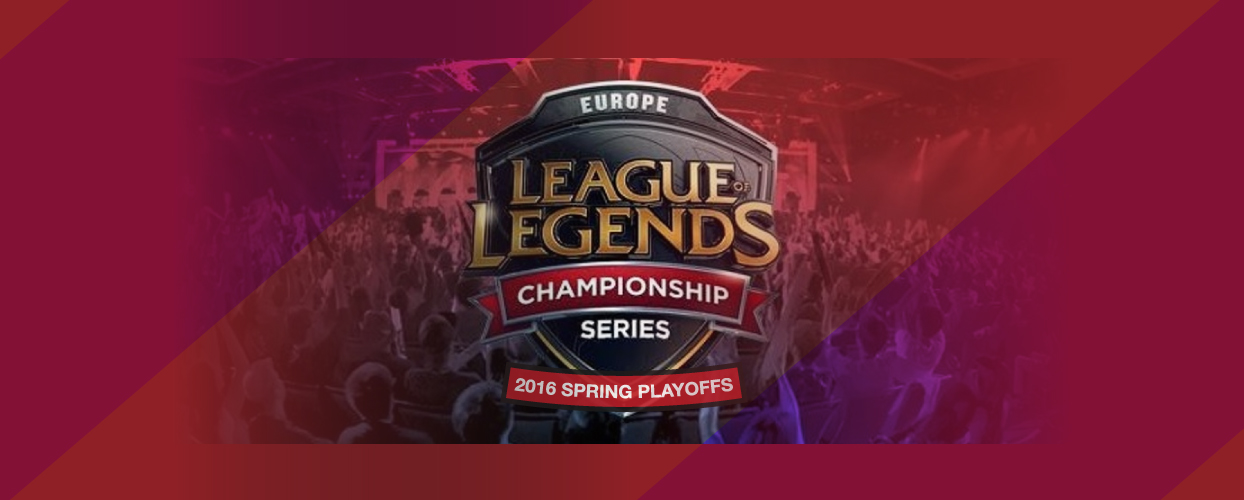 LCS EU 2016 Spring Playoffs