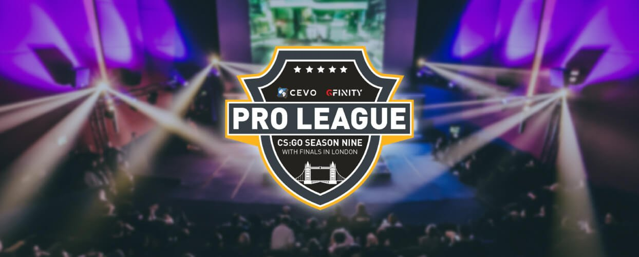 CEVO Gfinity Pro-League Season 9 Finals