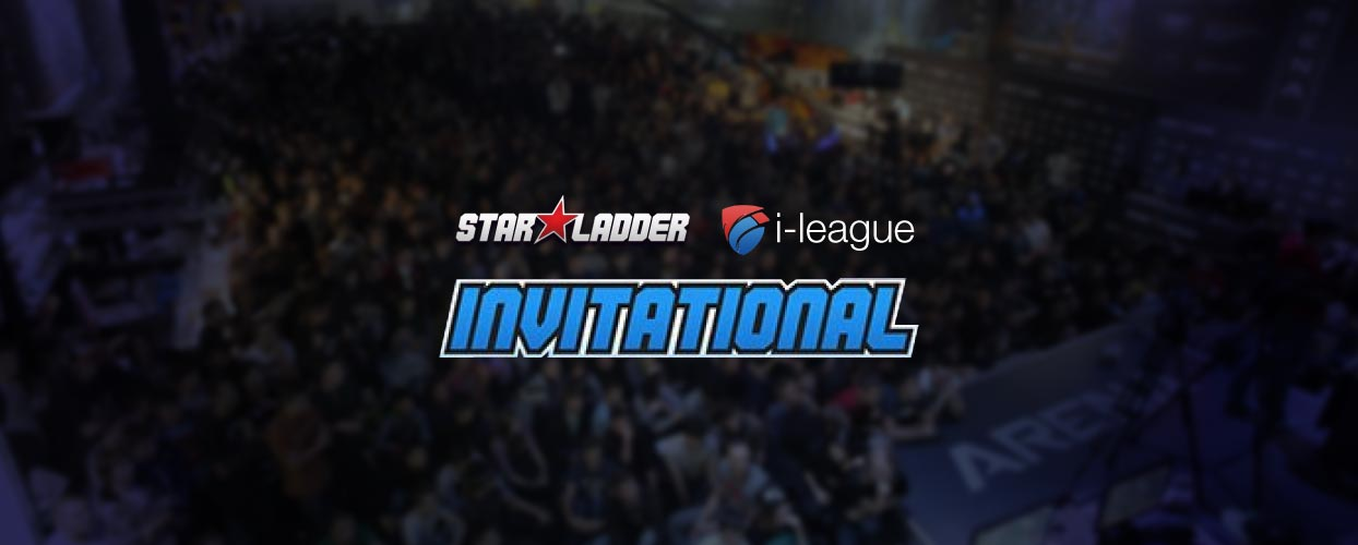 StarLadder i-League DotA 2 Invitational