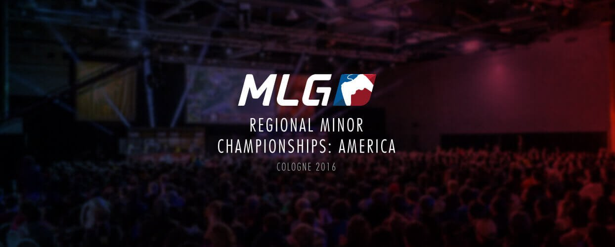 America Minor Championship 2016 - Cologne