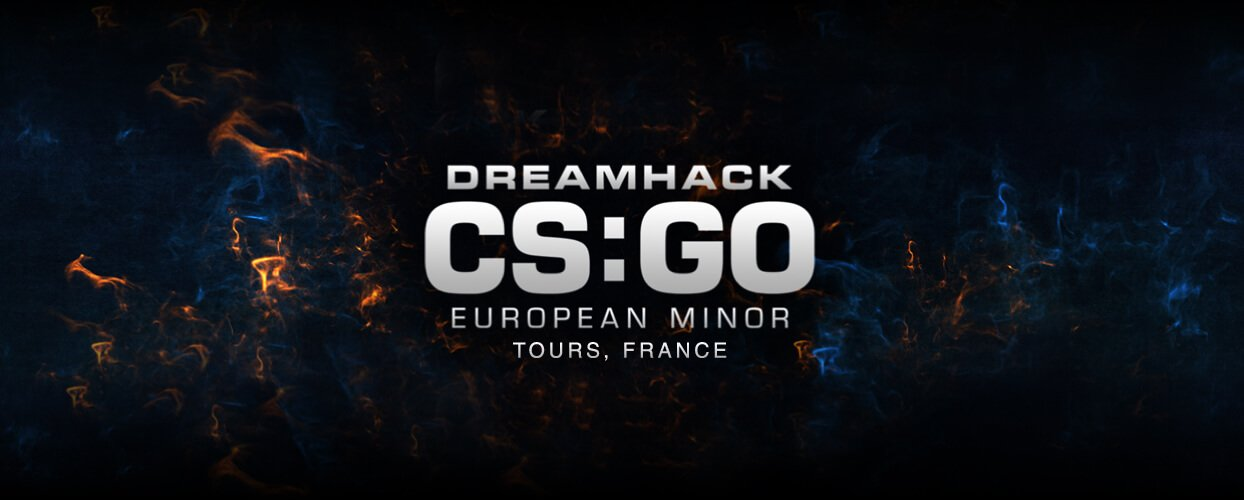 Dreamhack Tours 2016 (Europe Minor)