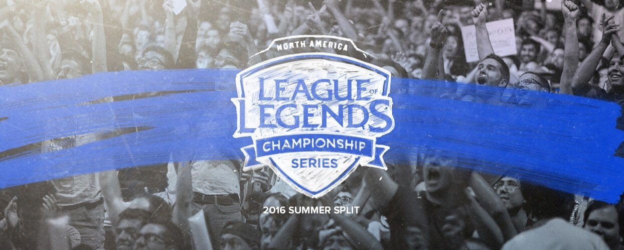 LCS NA 2016 Summer Split