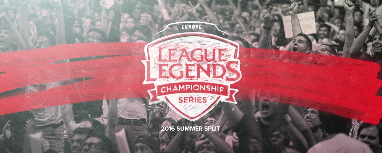 LCS EU 2016 Summer Split
