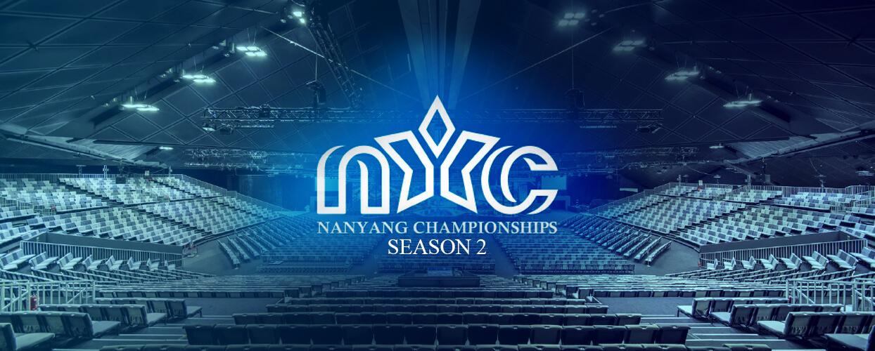 Nanyang DotA 2 Championships Season 2