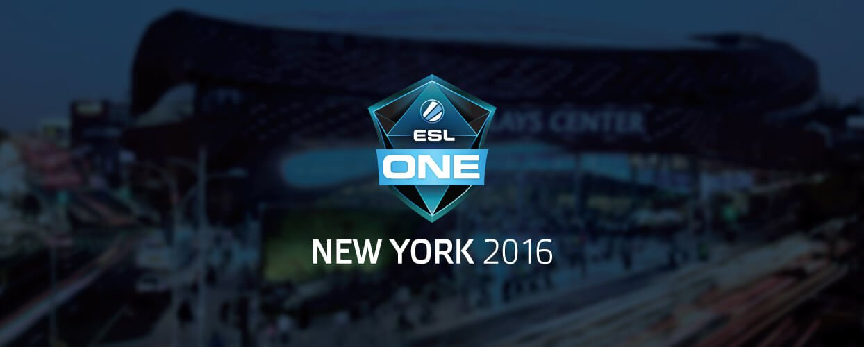 ESL One: New York 2016