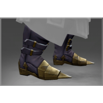 Genuine Grand Boots of the Witch Hunter Templar