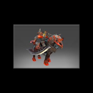 Genuine Entropic Battlegear of the Warrider Set