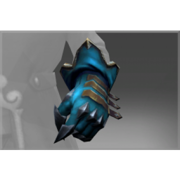 Inscribed Gloves of the Witch Hunter Templar