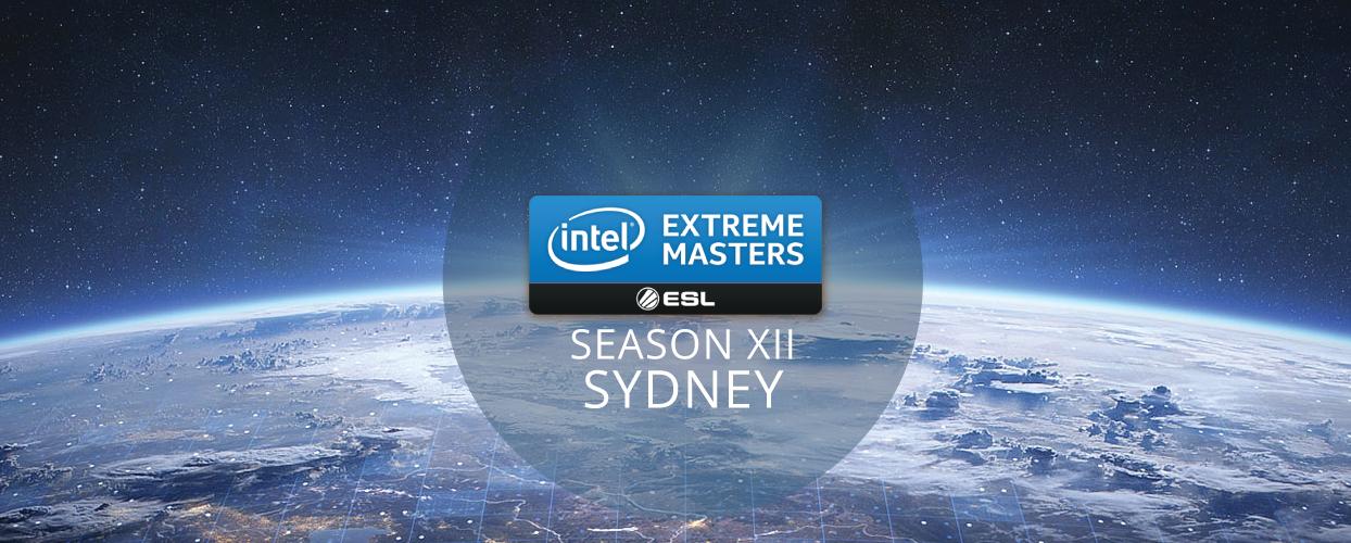 Intel Extreme Masters Season XII Sydney