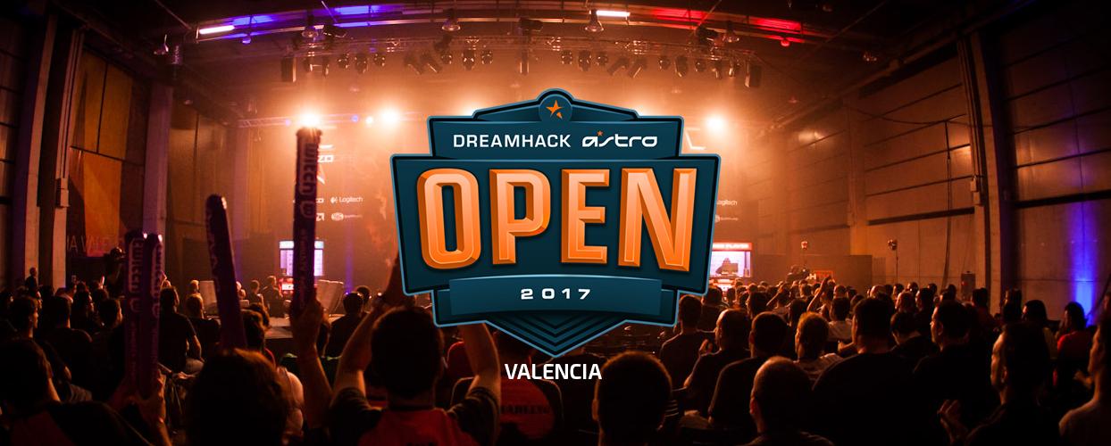 DreamHack Valencia 2017
