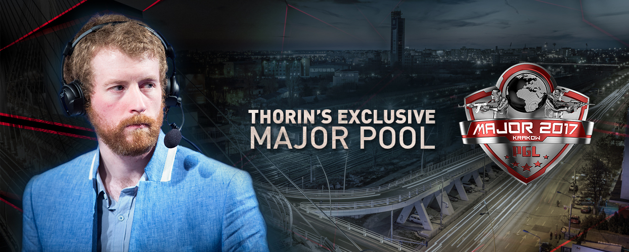 Thorin's Exclusive Major Pool