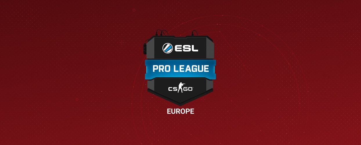 CS:GO - ESL Pro League - Europe