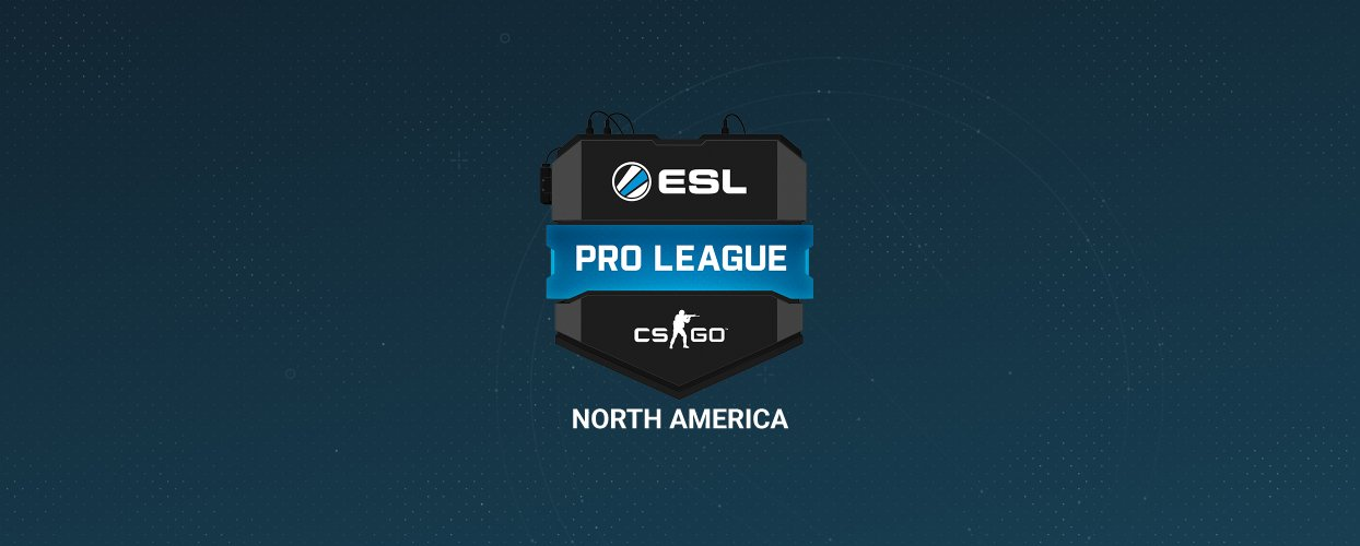 CS:GO - ESL Pro League - North America