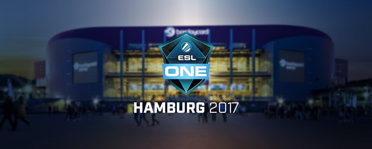 ESL One Hamburg 2017
