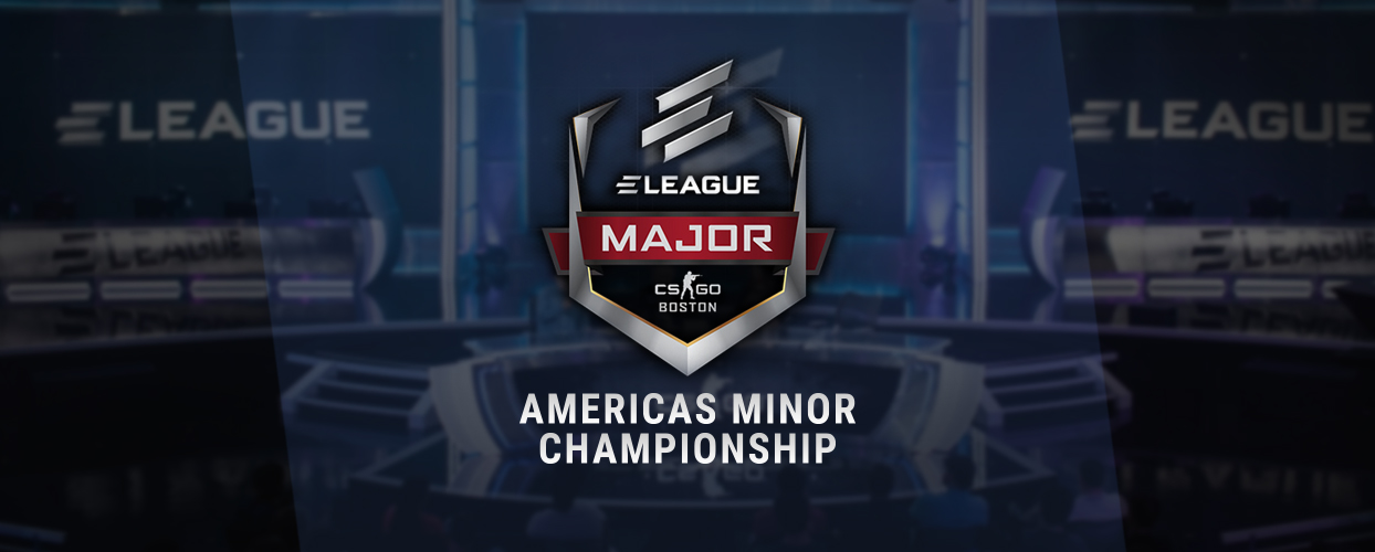 Americas Minor - Boston 2018