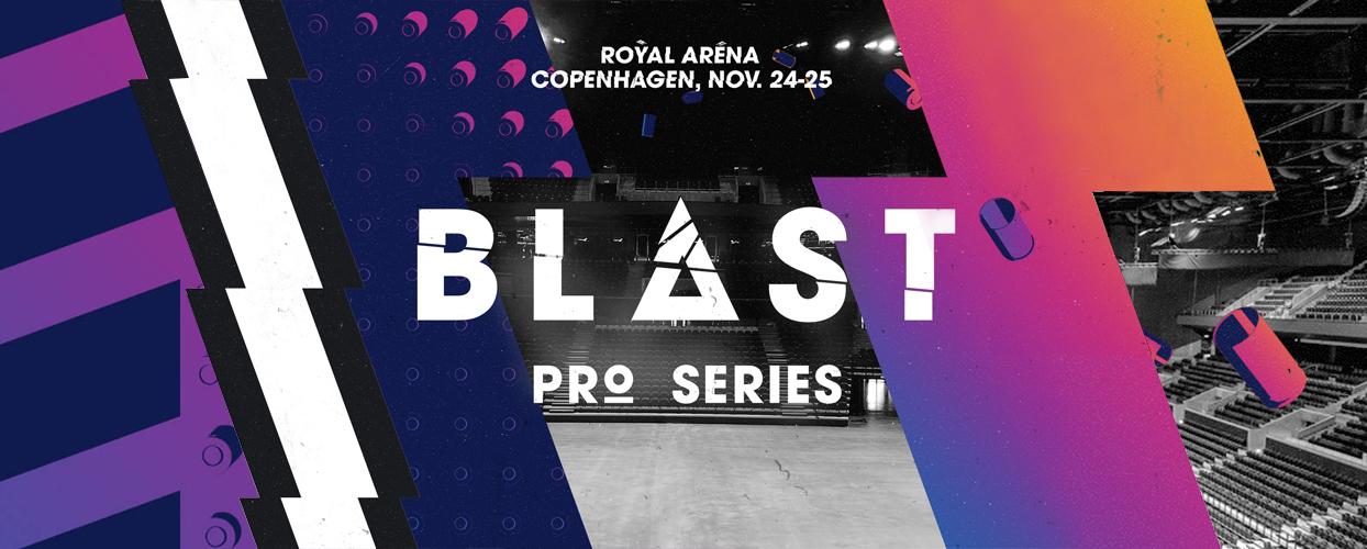 BLAST Pro Series: Copenhagen 2017