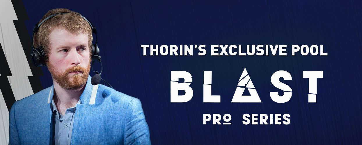 Thorin's Exclusive Blast Pro Series Pool