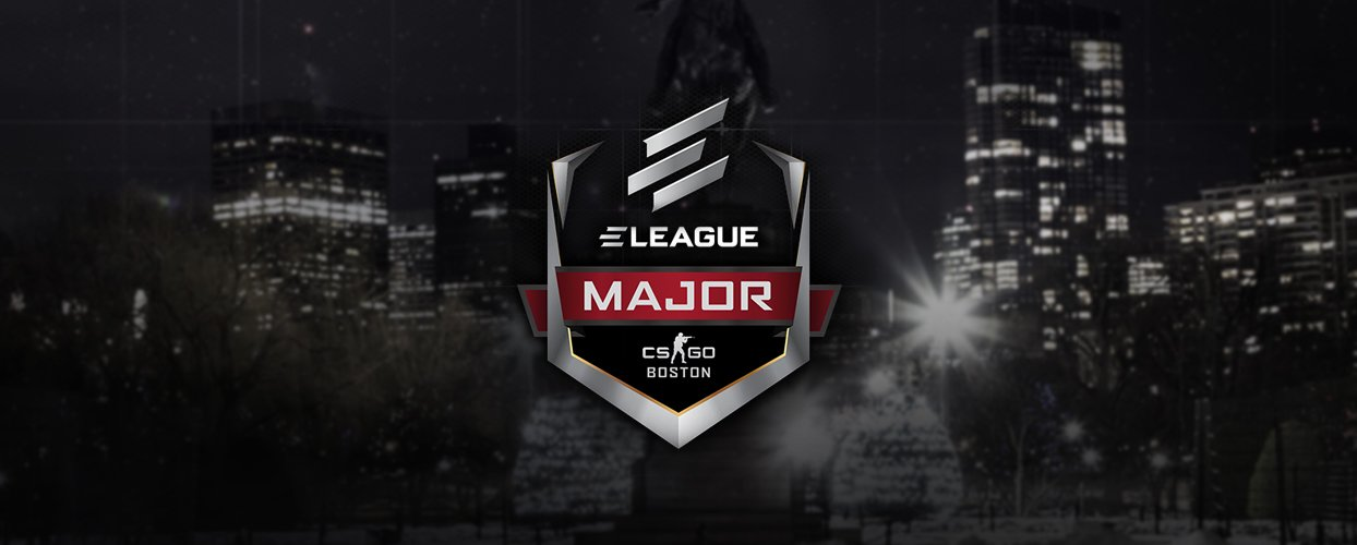 ELEAGUE Major: Boston 2018