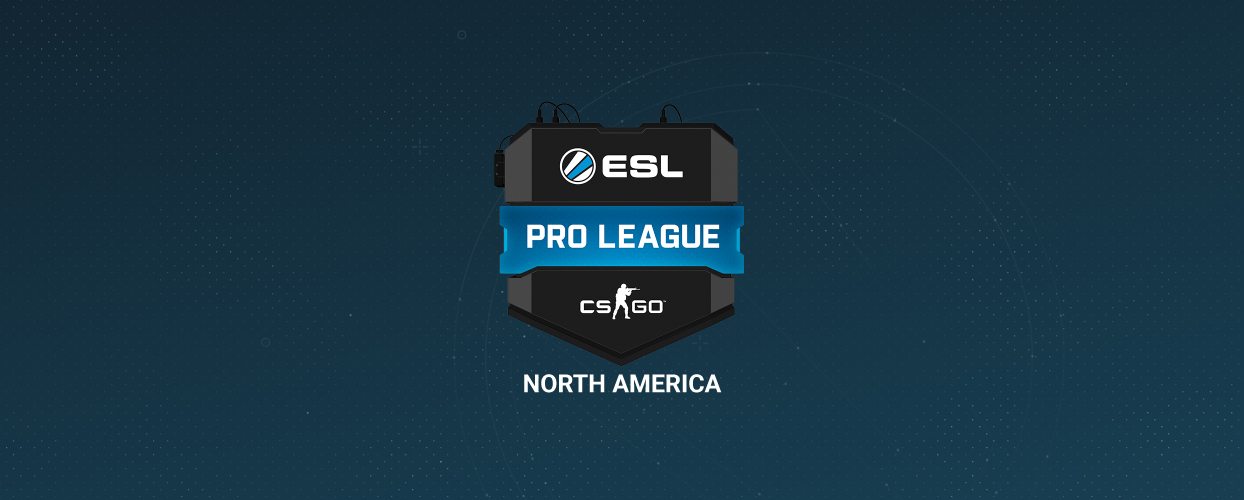 CS:GO - ESL Pro League, Season VII - NA, Group Stage