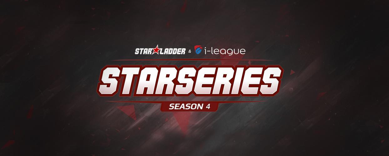 StarLadder & i-League StarSeries Season 4