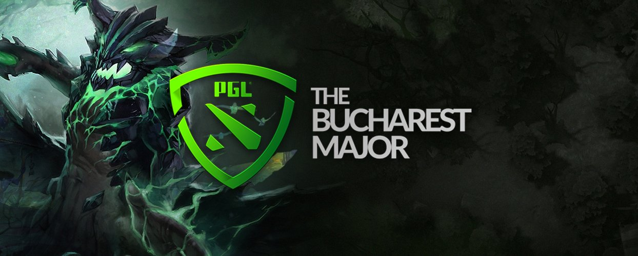 Dota 2 - The Bucharest Major, SA Closed Qual. - Playoffs
