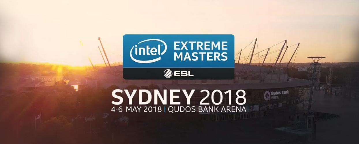 Intel Extreme Masters Season XIII - Sydney