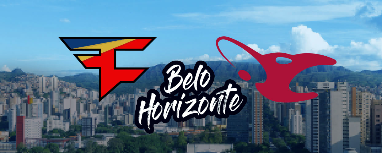 FaZe vs Mouz at ESLOne Belo Horizonte